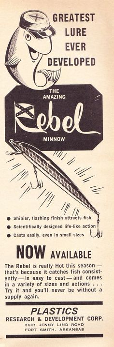 Battle of the Minnow Lures | Bass Fishing Archives #FishingGearAndAccessories