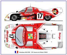 Rondeau M379 B Le Mans 1980 (revised)