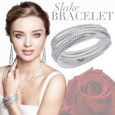 Miranda Kerr | Swarovski Slake Bracelet