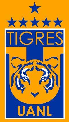 Imágenes Y Logos Del Equipo De Tigres Tigresuanl Pinterest