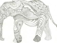 Tribal Elephant Drawing photo, this picture was uploaded by GlitchNigga. Browse other Tribal Elephant Drawing pictures and photos or upload your own with Photobucket free image and video hosting service.