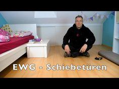 Schiebetüren im Kniestock - EWG Ein Wochenende genügt - YouTube