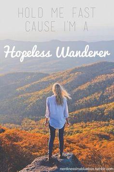 Hopeless Wanderer - Mumford & Sons