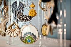 60 Cute Ideas For Storing Your Jewelry   Shelterness