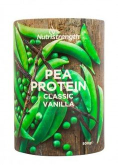 Pea Protein Classic Vanilla 500g Organic Supermarket, Organic Food Delivery, Organic Wine, Vegan Friendly, Organic Recipes, Wine Recipes, Green Beans, Health And Beauty, Protein