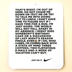 Trendy fitness motivation nike quotes just do it Ideas Running Quotes, Running Motivation, Fitness Motivation, Fitness Fun, Marathon Motivation, Track Quotes, Positive Motivation, Women's Fitness, Exercise Motivation