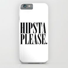 iPhone & iPod Case featuring Hipsta Please - Harry Styles by Moments Design