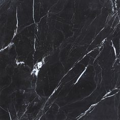 BLACK SILK (POLISHED):   The ultimate black in marble, seductive, with occasional white veining. Black Marble Countertops, Marble Tiles, Quartz Countertops, Ink Painting, Texture Painting, Black Kitchens, Rustic Kitchens, Countertop Materials, Marble Texture