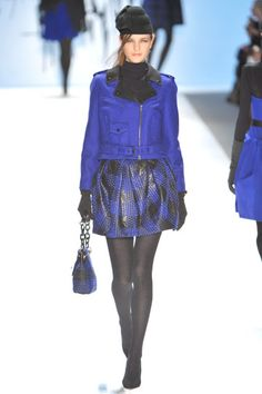 Milly by Michelle Smith Fall 2012 #nyfw
