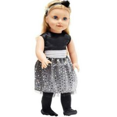 Newberry(TM/MC) 'Zoe Holiday Edition' Doll - Sears | Sears Canada