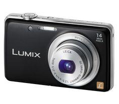 Die Lumix DMC-FS40 von Panasonic hat eine sehr gepflegtes Erscheinungsbild. Die Kompaktkamera mit dem CCD-SEnsor mit 14,1 Megapixeln besitzt ein qualitativ sehr hochwertiges Leica-Objektiv und eine extrem lichtstarke Brennweite (F/2.5) von 24 mm um ein breites Sichtfeld abzudecken.