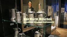 Bier.Macht.München - Ausstellung im Münchner Stadtmuseum ab 08.04.2016