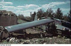 """Verbindungs- und Transportflugzeug Fieseler Fi 156 """"Storch"""""""