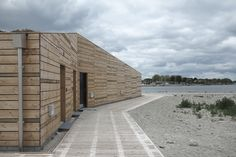 Naturcenter og foreningsby Amager Strandpark | JJW ARKITEKTER