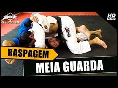 Jiu-Jitsu - Raspagem da Meia Guarda - Junior Monteiro - BJJCLUB - YouTube