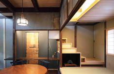 Image 1 of 26 from gallery of Shimogamo Machiya Villa / Takuma Ohira. Photograph by Taizo Furukawa