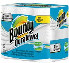 bounty coupons 125 in bounty coupons
