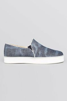 Jeans, tee, slip-on sneakers, and you're good to go. #refinery29 http://www.refinery29.com/sale-handbags-shoes-from-bloomingdales#slide-14