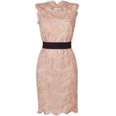 EMILIO PUCCI Colonial Rose Lace Dress ($1,574) LOVE!