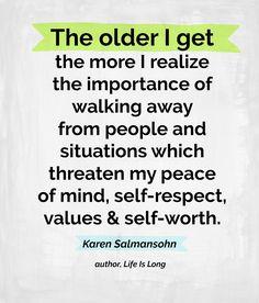 Quotable Quotes, Wisdom Quotes, True Quotes, Great Quotes, Words Quotes, Wise Words, Quotes To Live By, Walk Away Quotes, Good Advice Quotes