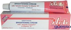 IKB Brightening Cream 176 Oz by Chom >>> Learn more by visiting the image link.(This is an Amazon affiliate link and I receive a commission for the sales)