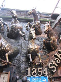 Horse Tunnel Market  Camden Market, London London Market, Camden London, Camden Town, Visit Uk, Continental Europe, Plan My Trip, British Travel, Travel Channel, Grand Tour
