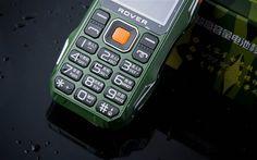 Mola: Land Rover lanza un teléfono resistente con una batería de 10.800 mAh