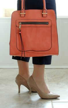Stitch Fix - Moda Luxe Chicago structured Satchel - THIS must be mine! Pretty color! Pretty please :)