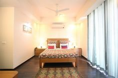Perch Service Apartment, Holiday Rentals in Gurgaon If you are looking for Professionally managed service apartments in Gurgaon while on Business, Tourism or a Leisure trip, then the Perch Service Apartments is the ideal place for you. Perch Service Apartments have been recognized as the Best Service Apartments in Gurgaon by the renowned Big Brands Research Group. Our clients include corporate executives, domestic & foreign tourists, foreign expats and Non Resident Indians.