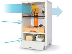 Qute Hamster Cage | Hamsters and Gerbils | Store | Omlet US