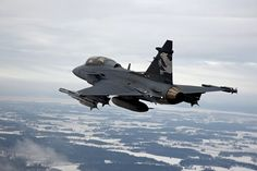 SAAB JAS39 Gripen, two seater