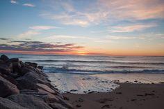 plum island sunrise morning sky beach photography by erynephoto #plumisland #sunrise #beach #beachphotography #sunrisephotography #ocean #reflections