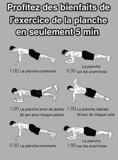 5 MINUTES PAR JOUR POUR CHANGER VOTRE VIE ! 5 minutes par jour durant 4 semaines et voyez le résultat ! Savez-vous que les abdominaux sont le seul groupe de muscles de votre corps qui n'est pas attaché aux os ? Cela signifie que les abdominaux doivent soutenir le dos et la colonne vertébrale. Par ailleurs, ils jouent aussi un rôle important dans la prévention des blessures. Mais, pour que ces muscles puissent contribuer de manière optimale, il faut qu'ils soient forts et soumis à un…