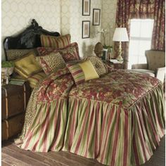 dp waverly by home piece comforter traditions inch com shawl quilt porcelain paddock quilts amazon set kitchen queen