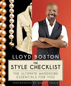 The Style Checklist by Lloyd Boston
