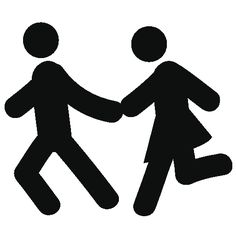 sale retailer 24367 b8d16 Couple Running free icon Couple Running, People Icon, Vector Icons, Vector  Free,