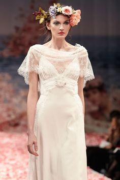 Claire Pettibone 'SONNET' wedding gown