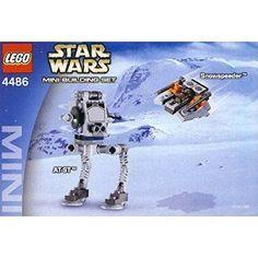 #LEGO Mini Building Set AT-ST
