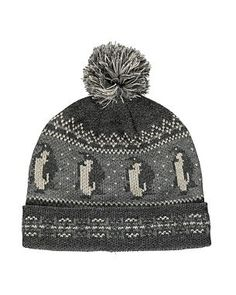 Yule Penguin Beanie | Men | George at ASDA