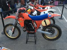 Works Candy...so sweet! Honda RC 250