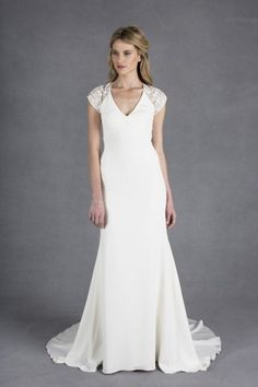 Nicole Miller Wedding Dress - Yolanda style GQ00005  5205c5e58471