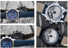 Win a ZK No.1 - Swiss Made Automatic watch with a value of US$ 1217 / €1143