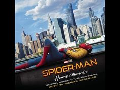 One of my favorite tracks from the movie. Giacchino knocked it outta the park with his Homecoming score.