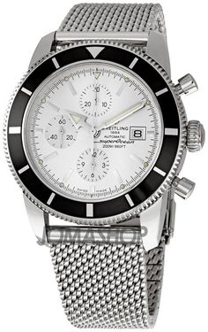 Breitling Superocean Heritage Chronograph Mens Watch A1332024-G698SS $4,124.50