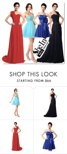 """""""6/23 shein"""" by fatimka-becirovic ❤ liked on Polyvore"""