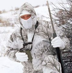 Designed by Canadian outfitters who spend a great deal of time pursuing game in snow, our Lightweight Coverup parka makes a perfect addition to your hunting outerwear. It's available in our exclusive Seclusion 3D® Winter pattern or white. Cut from rugged 7-ounce cotton twill, it easily compacts for storage, yet will stand up to seasons of abuse. The parka has elastic cuffs to stop drafts, as well as slash pockets, a zippered front and a hood with drawstring. I