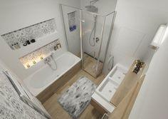 Retro koupelna v paneláku