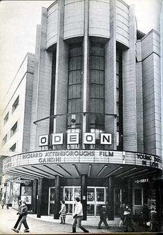 Odeon Cinema, Union Street, Bristol