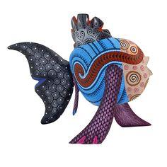 Omar & Areli Cruz: Fish