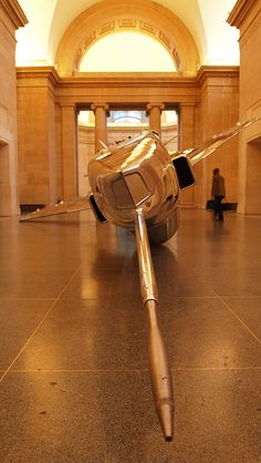 De-Commissioned Harrier, Tate Britain Tate Britain, Art Museum, Contemporary Art, Art Photography, Sculpture, London, Architecture, Gallery, Modern